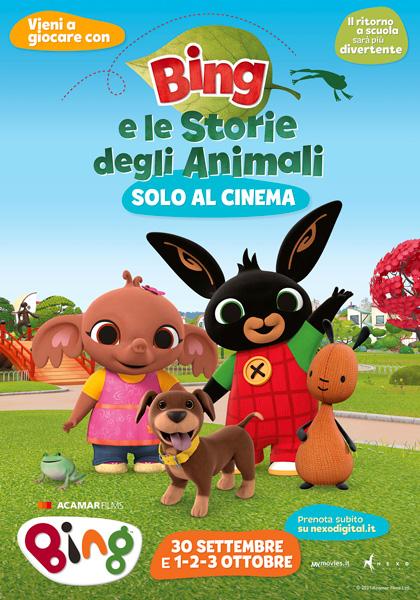 Bing e le storie degli animali (2021) Poster