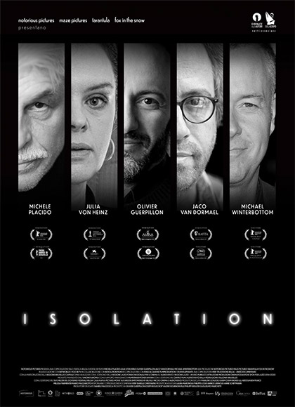 Isolation (2021) Poster