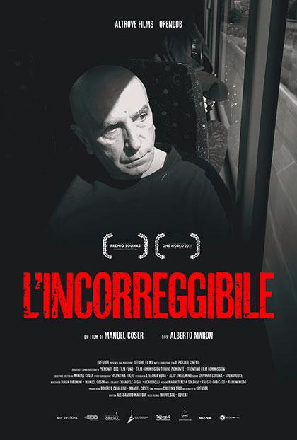 L'incorreggibile (2021) Poster