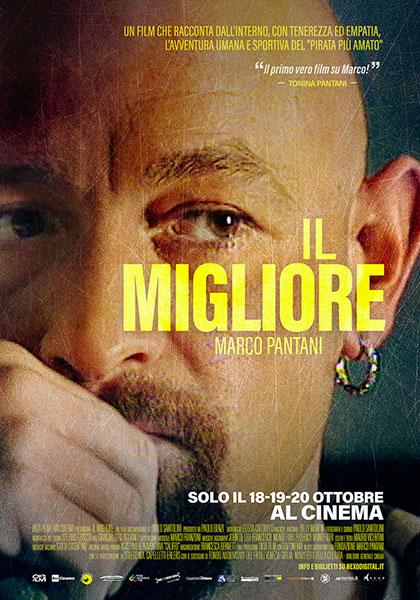 Il migliore. Marco Pantani (2021) Poster