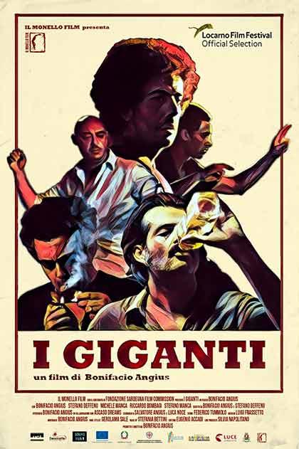 I giganti (2021) Poster