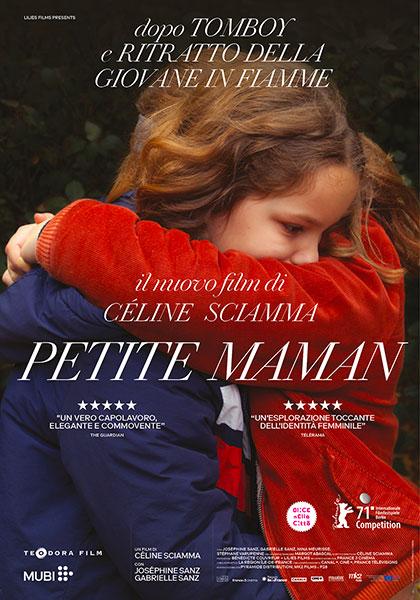 Petite maman (2021) Poster