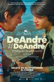 DEANDRÉ#DEANDRÉ - Storia di un impiegato (2021) Poster