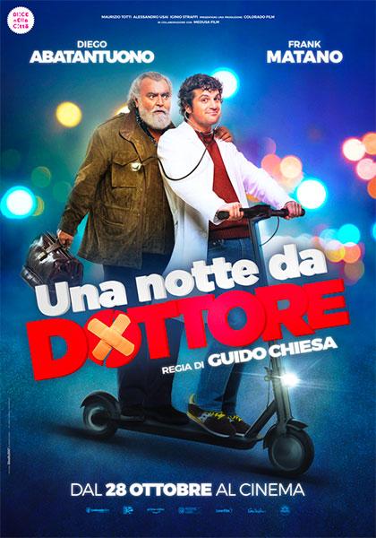 Una notte da dottore (2021) Poster