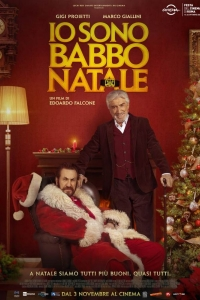 Io sono Babbo Natale (2021) Poster