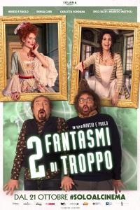 2 Fantasmi di Troppo (2021) Poster