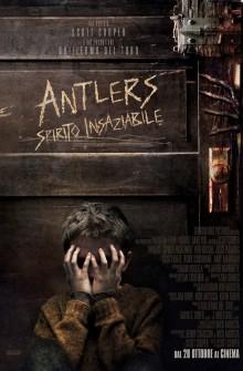 Antlers - Spirito Insaziabile (2021) Poster