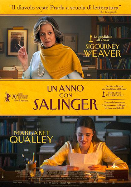 My Salinger Year (2021) Poster